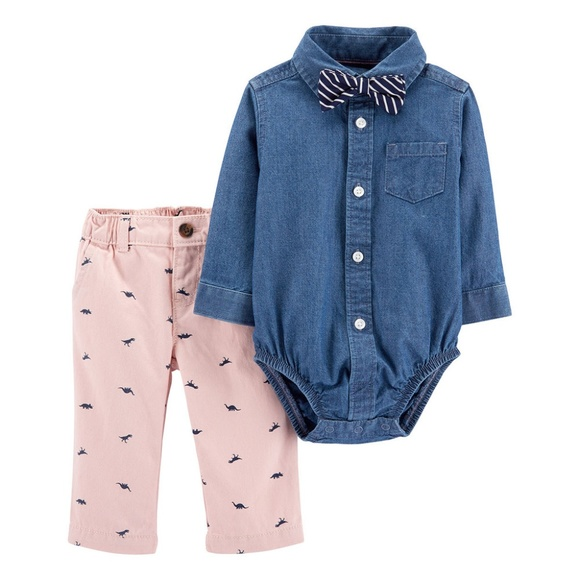 Carter's Other - Carters Baby Boys 3-Piece Set (12 Months)